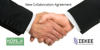 New Collaboration Agreement between HOPE-A and HAMAC